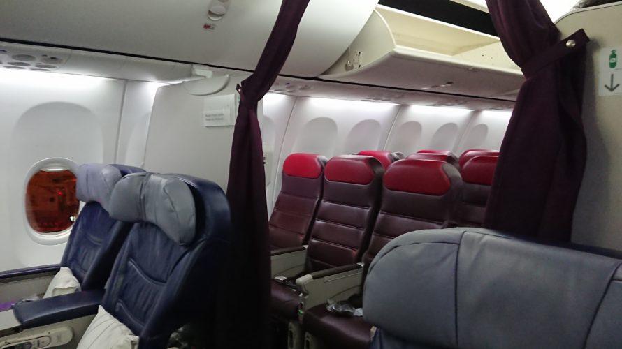 飛行機の席は窓側?通路側?