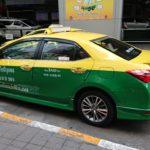 バンコクで「VIPタクシー」に乗ってみたい!
