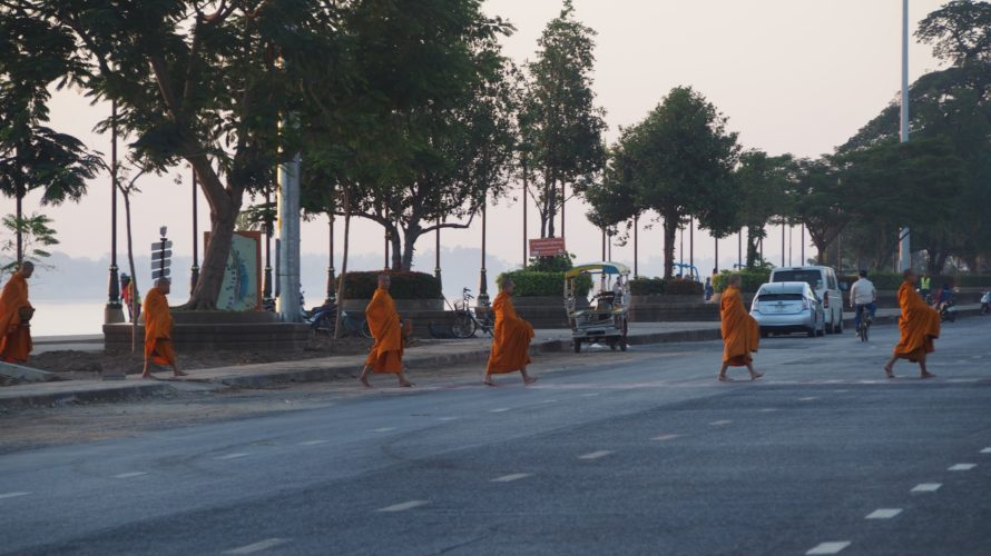 タイの仏教と僧侶