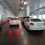 日本にはないタイの駐車場での常識は?