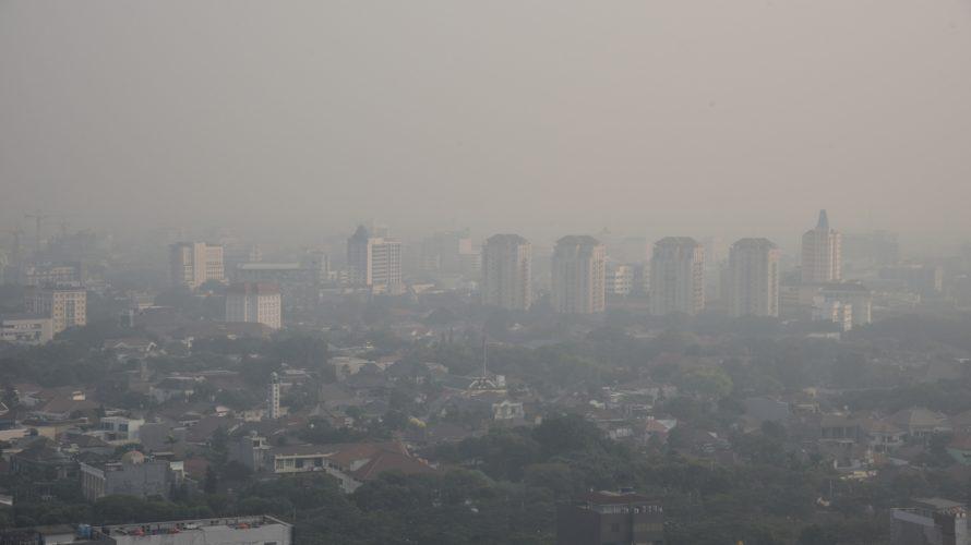 大気汚染は中国だけじゃない!バンコクでもPM2.5に注意!!!