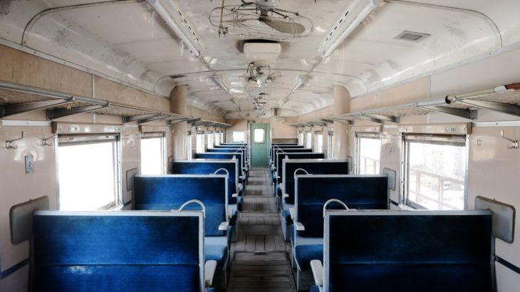 タイで市川紗椰が見た日本の鉄道車両に乗ってみよう!